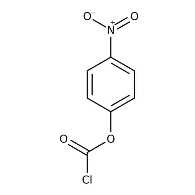 Alfa Aesar  4-Nitrophenyl chloroformate, 97%