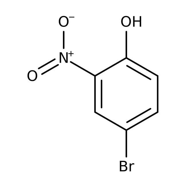 4-Bromo-2-nitrophenol, 98%, ACROS Organics™