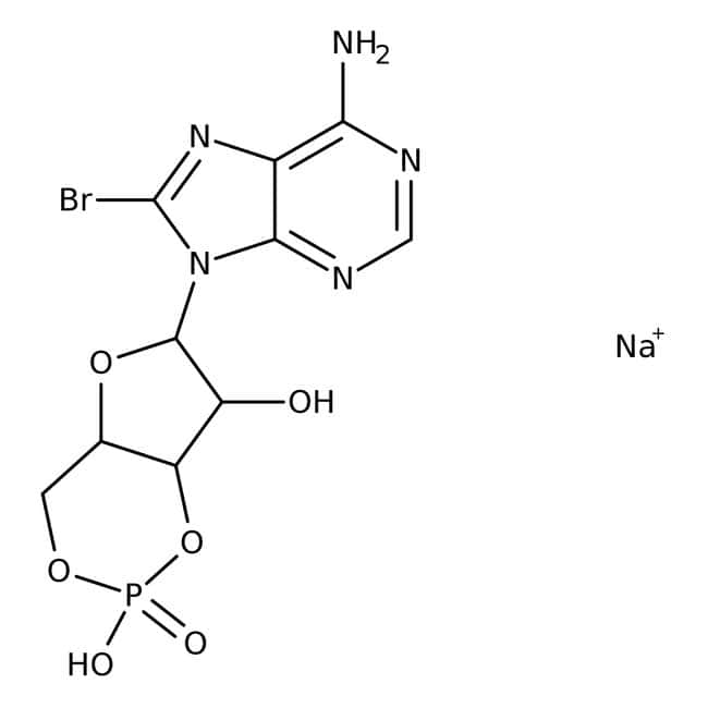 8-Bromo-cAMP, sodium salt, Tocris Bioscience