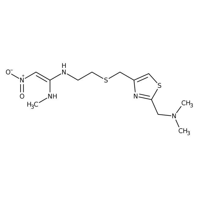 Nizatidine, MilliporeSigma Supelco:Buffers and Standards:Chromatography