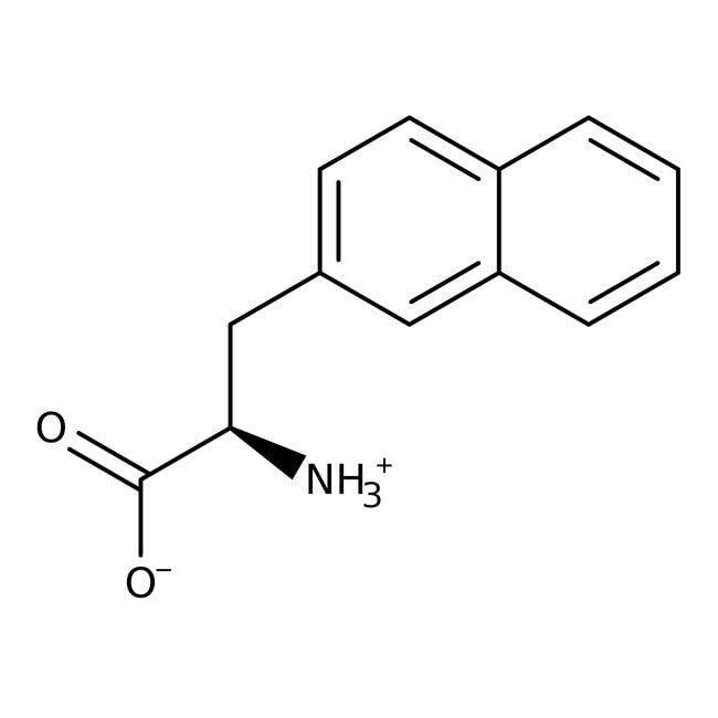 Alfa Aesar™3-(2-Naphthyl)-D-alanine, 95% 1g Alfa Aesar™3-(2-Naphthyl)-D-alanine, 95%