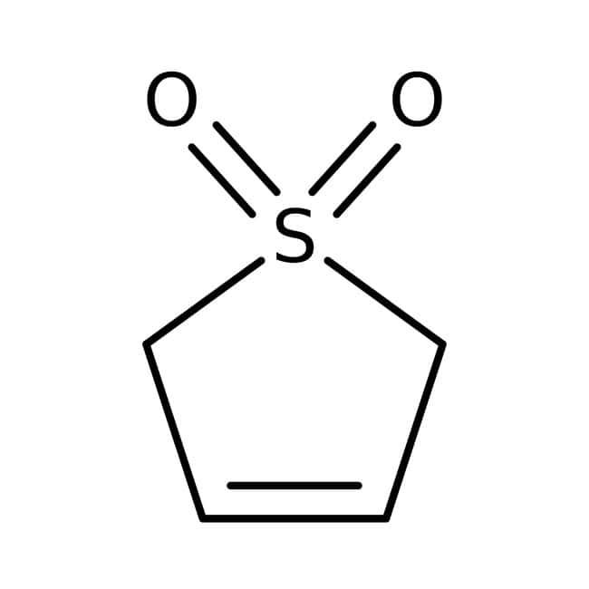 Butadiensulfon, 98%, ACROS Organics™ 2.5kg; Kunststoffflasche Butadiensulfon, 98%, ACROS Organics™