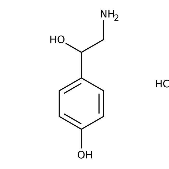 Alfa Aesar™(+/-)-Octopamine hydrochloride, 99%