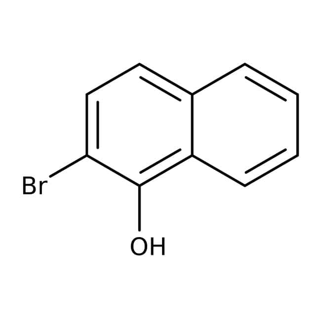 Alfa Aesar™2-Bromo-1-naphthol, 95% 1g Alfa Aesar™2-Bromo-1-naphthol, 95%