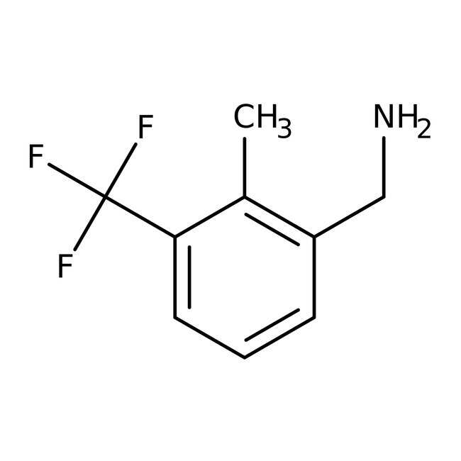 Alfa Aesar™2-Methyl-3-(trifluoromethyl)benzylamine, 97% 250mg prodotti trovati