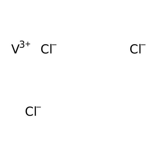 Vanadium(III) chloride, 97%, ACROS Organics