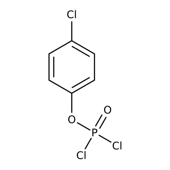 4-Chlorophenyl dichlorophosphate, 98+%, ACROS Organics