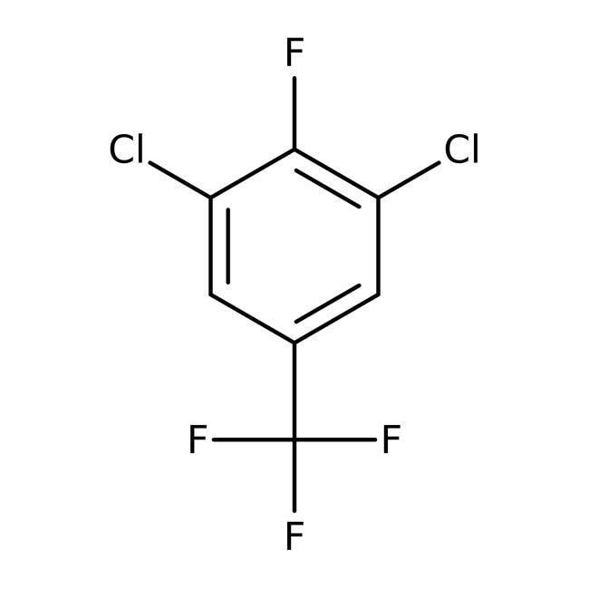 Alfa Aesar™3,5-Dichlor-4-Fluorbenzotrifluorid, 98% 5g Alfa Aesar™3,5-Dichlor-4-Fluorbenzotrifluorid, 98%