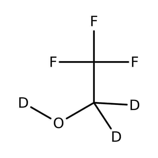 Alfa Aesar™2,2,2-Trifluoroethanol-d3, 99% (Isotopic): Halohydrins Organohalogen compounds