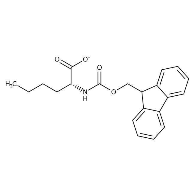 FMOC-L-Norleucine, 98%, ACROS Organics™ 5g FMOC-L-Norleucine, 98%, ACROS Organics™