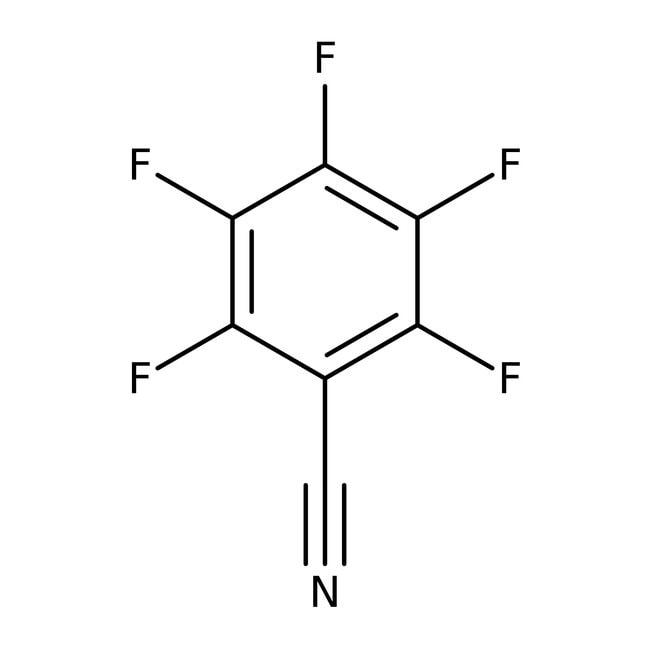 Pentafluorobenzonitrile, 99%, ACROS Organics
