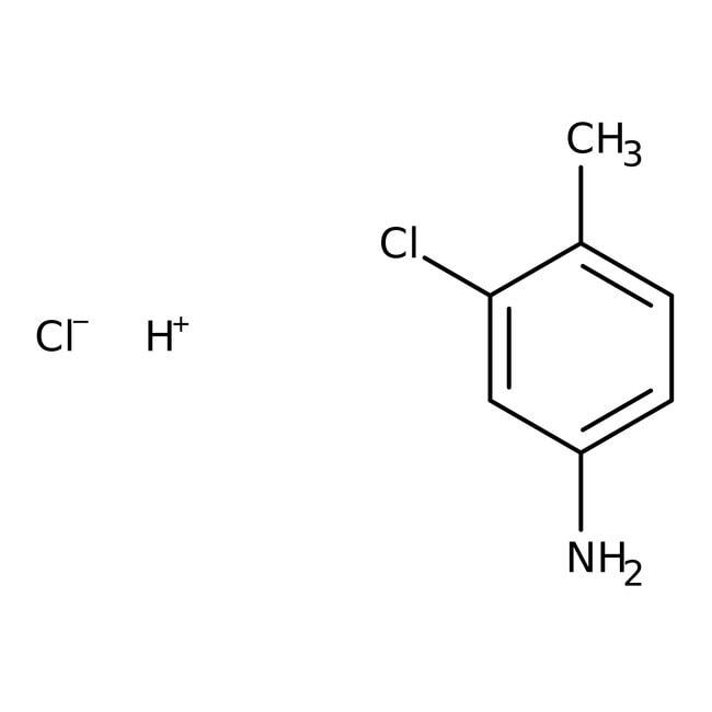 Alfa Aesar™3-Chloro-4-methylaniline hydrochloride, 97%