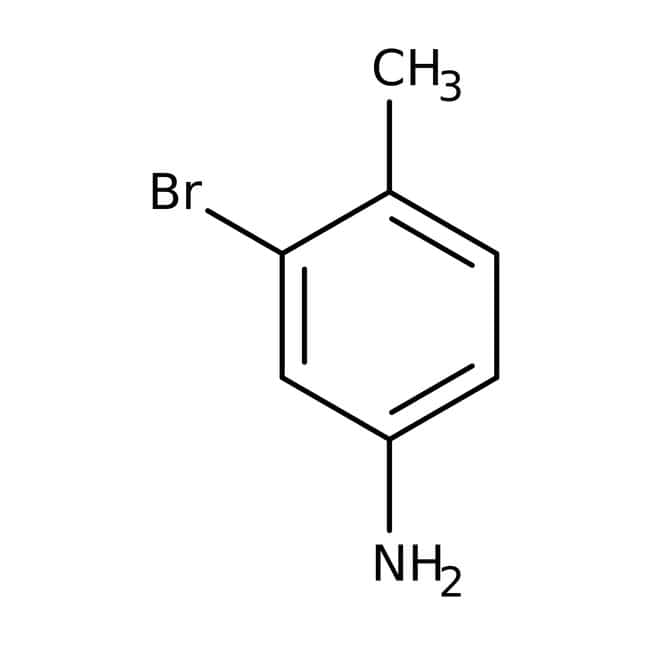 3-Bromo-4-methylaniline, 97%, ACROS Organics