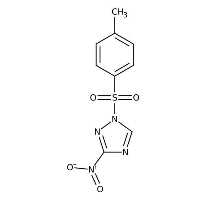 1-(p-Toluenesulfonyl)-3-nitro-1,2,4-triazole, 98%, ACROS Organics™ 1g 1-(p-Toluenesulfonyl)-3-nitro-1,2,4-triazole, 98%, ACROS Organics™