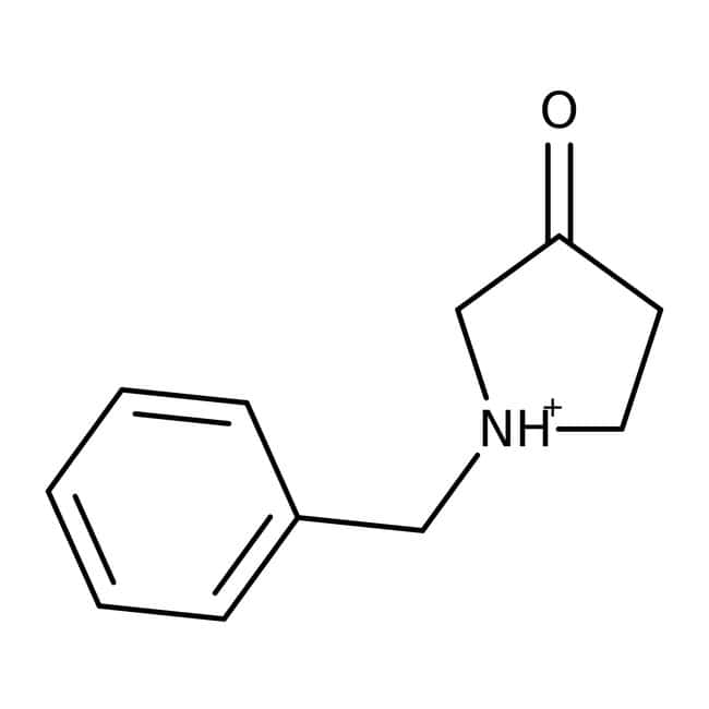 Alfa Aesar™ 1-Benzyl-3-pyrrolidinone, 98%: Chemicals Products