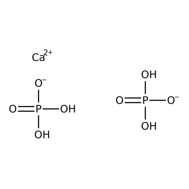 Calcium Phosphate  Monobasic 90   Pure  Acros Organics
