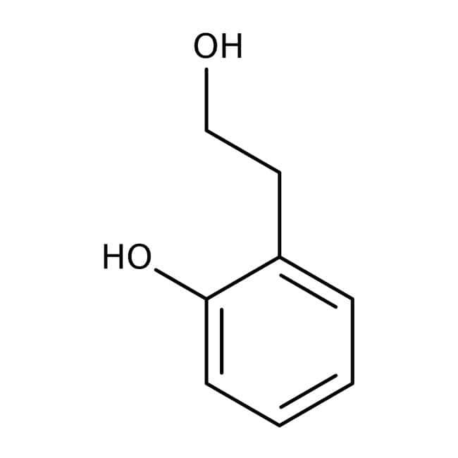 2-Hydroxyphenethyl alcohol, 98%, ACROS Organics