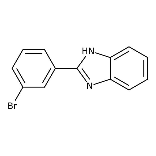 Alfa Aesar™2-(3-Bromophenyl)benzimidazole, 95% 5g Alfa Aesar™2-(3-Bromophenyl)benzimidazole, 95%