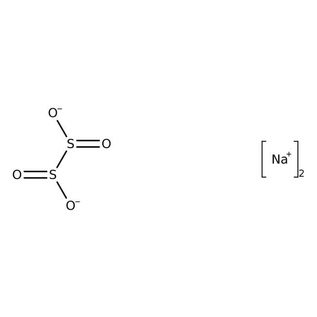 Sodium hydrosulfite, tech , >85%