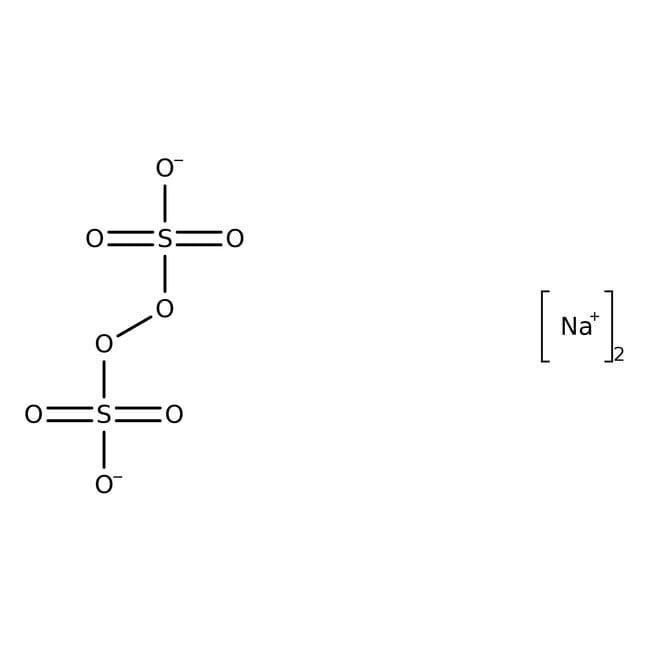 Sodium persulfate, +98%, ACROS Organics