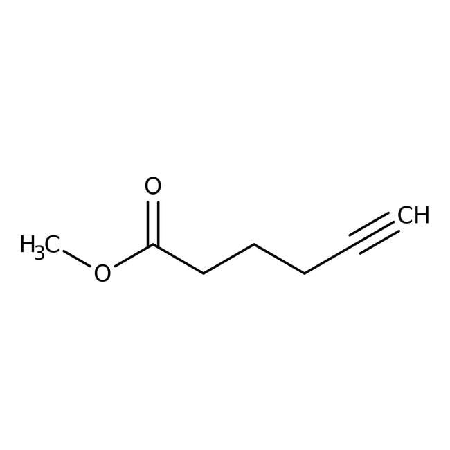 Methyl 5-hexynoate, 95%, Acros Organics