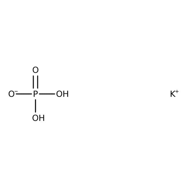 Potassium Phosphate Monobasic (Crystalline/NF/FCC/EP/BP), Fisher Chemical