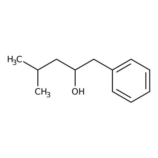 4-Methyl-1-phenyl-2-pentanol 96.0+%, TCI America™