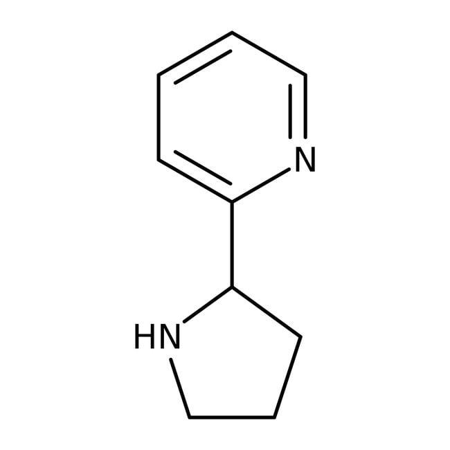 2-Pyrrolidin-2-ylpyridine, 95%, ACROS Organics™