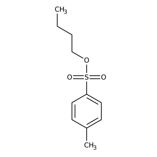 Butyl p-toluenesulfonate, 99%, ACROS Organics™ 100g; Glass bottle Butyl p-toluenesulfonate, 99%, ACROS Organics™