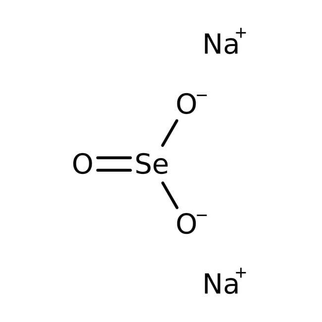 Alfa Aesar™Hidrogenoselenito de sodio, 98% 250g Alfa Aesar™Hidrogenoselenito de sodio, 98%