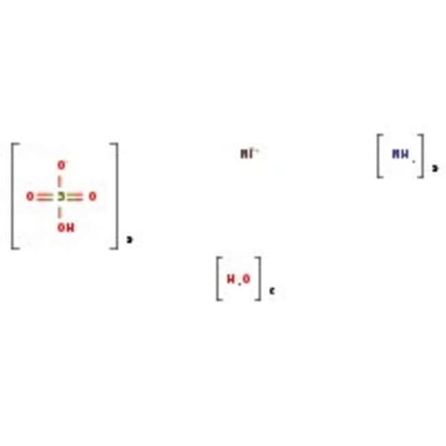 Nickel ammonium sulfate hexahydrate, Alfa Aesar