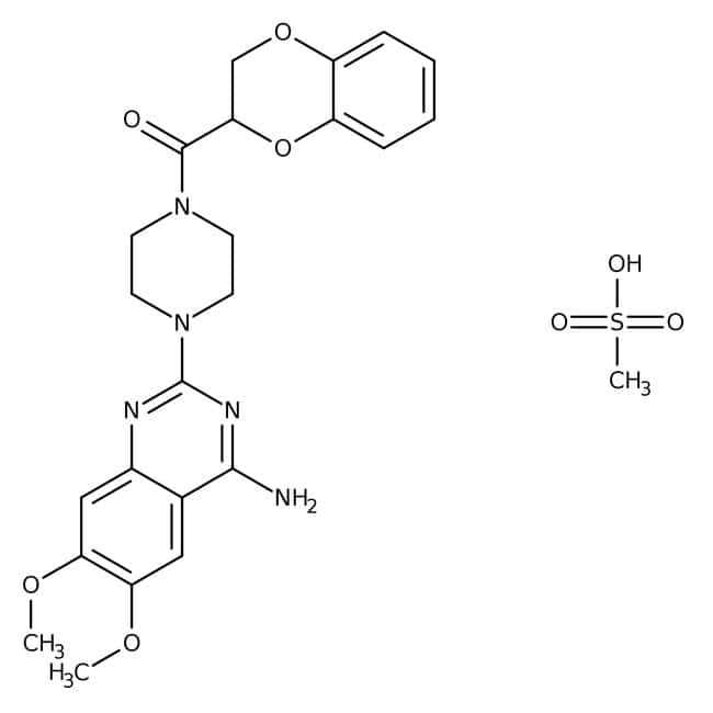 Doxazosin Mesylate 98.0 %, TCI America