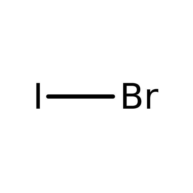 Iodine monobromide, 98%, ACROS Organics