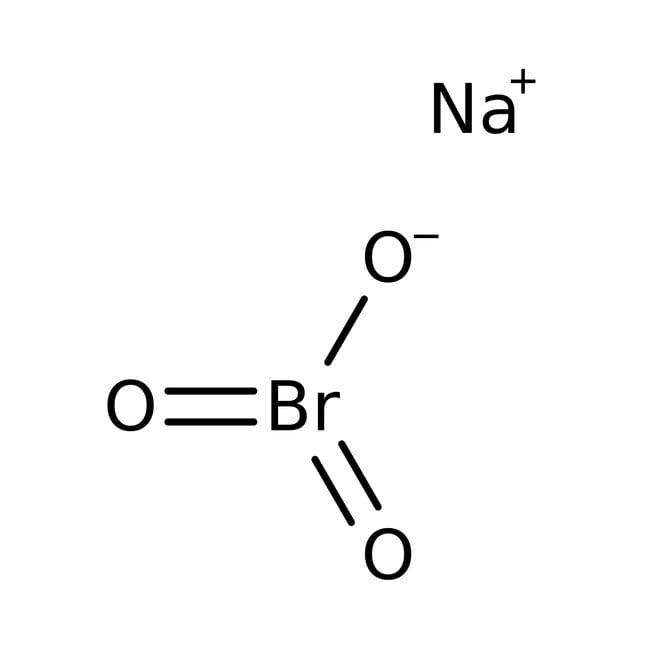 Sodium bromate, 99+%, extra pure, ACROS Organics