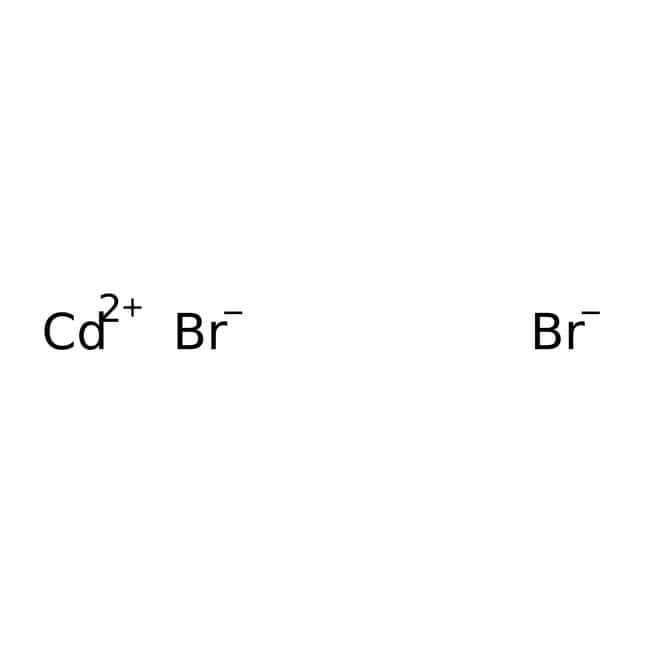 Alfa Aesar™Cadmiumbromid, ultratrocken, 99.999% (Metallbasis) 5g; Ampulle Alfa Aesar™Cadmiumbromid, ultratrocken, 99.999% (Metallbasis)