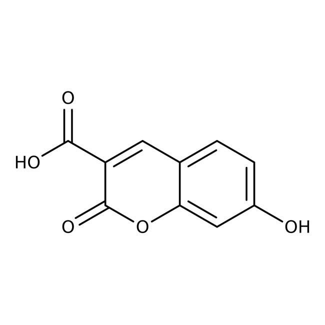 7-Hydroxycoumarin-3-carboxylic Acid 98.0+%, TCI America™