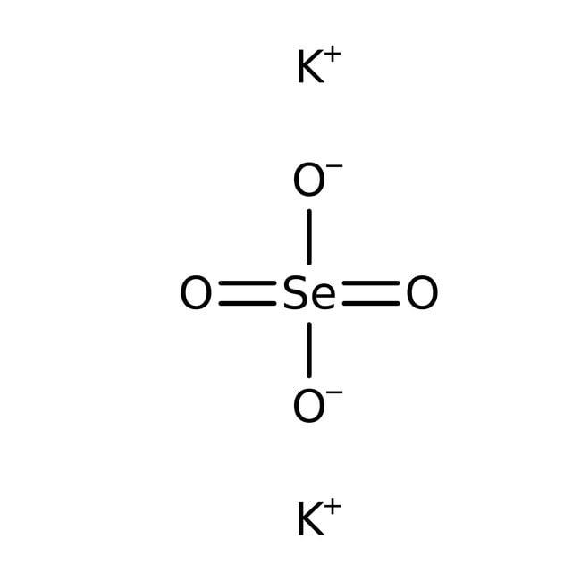 Selenato de potasio, 99,5% (base metálica), Alfa Aesar™ 2g Selenato de potasio, 99,5% (base metálica), Alfa Aesar™