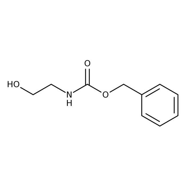 N-Z-Ethanolamine, 98%, ACROS Organics