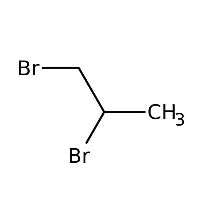 Alfa Aesar™1,2-Dibromopropane, 98% 100g Alfa Aesar™1,2-Dibromopropane, 98%