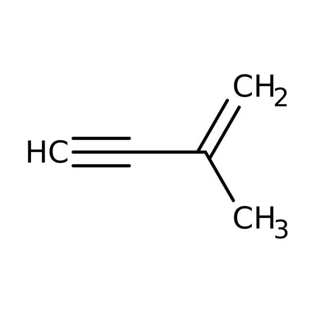 2-Methyl-1-buten-3-yne, 98%, ACROS Organics