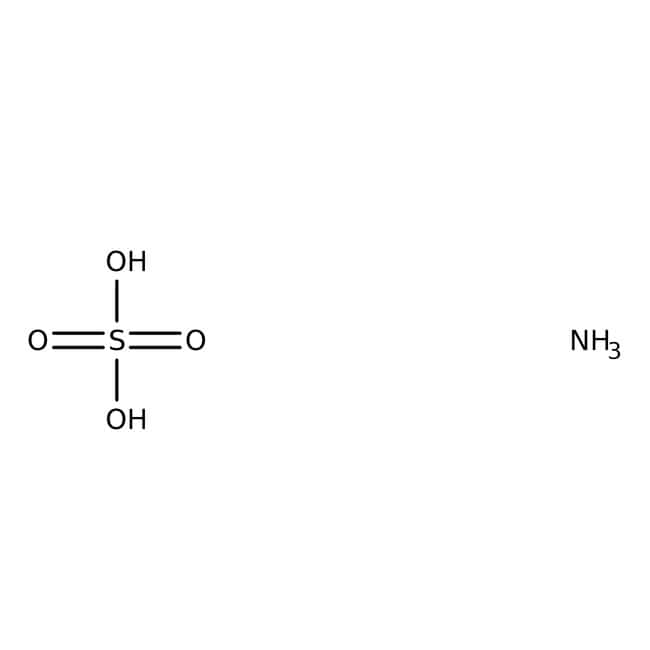 Ammonium hydrogen sulfate, extra pure, ACROS Organics™