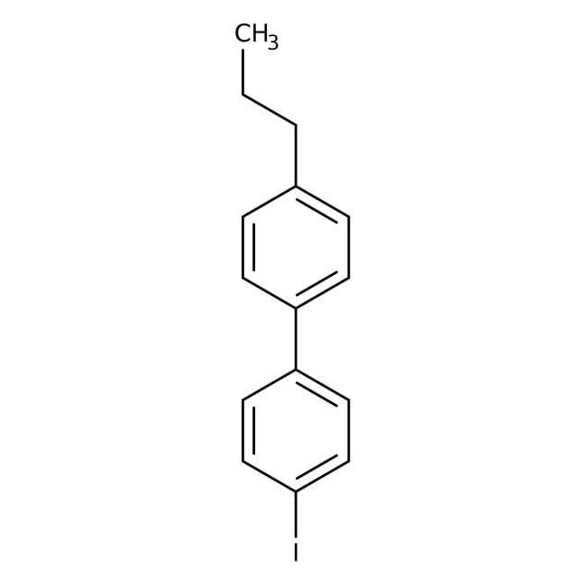 4-Iodo-4′-propylbiphenyl 98.0+%, TCI America™