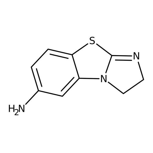 2,3-Dihydroimidazo[2,1-b]benzothiazol-6-amine, 90%, Acros Organics