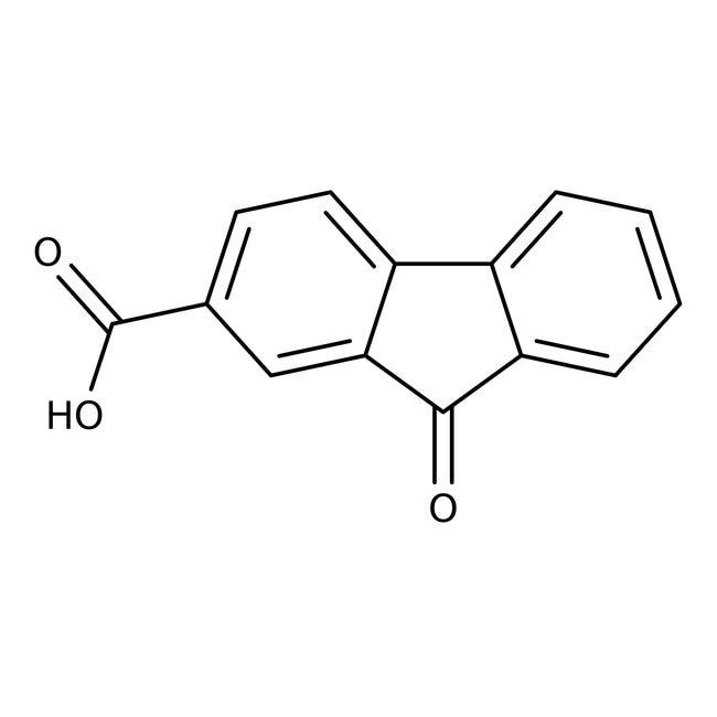 9-Fluorenone-2-carboxylic acid, 97%, ACROS Organics™