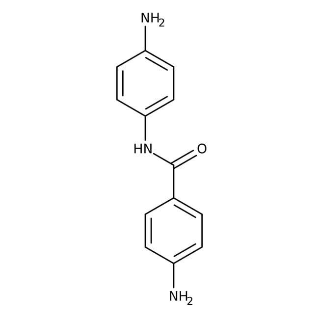 Alfa Aesar™4,4'-Diaminobenzanilida, 98% 10g Alfa Aesar™4,4'-Diaminobenzanilida, 98%