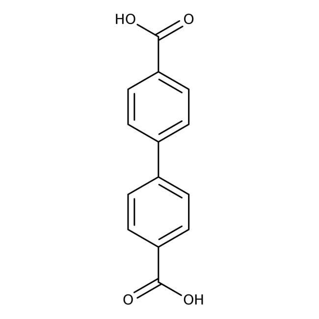 4,4'-Biphenyldicarboxylic acid, 98%, Acros Organics
