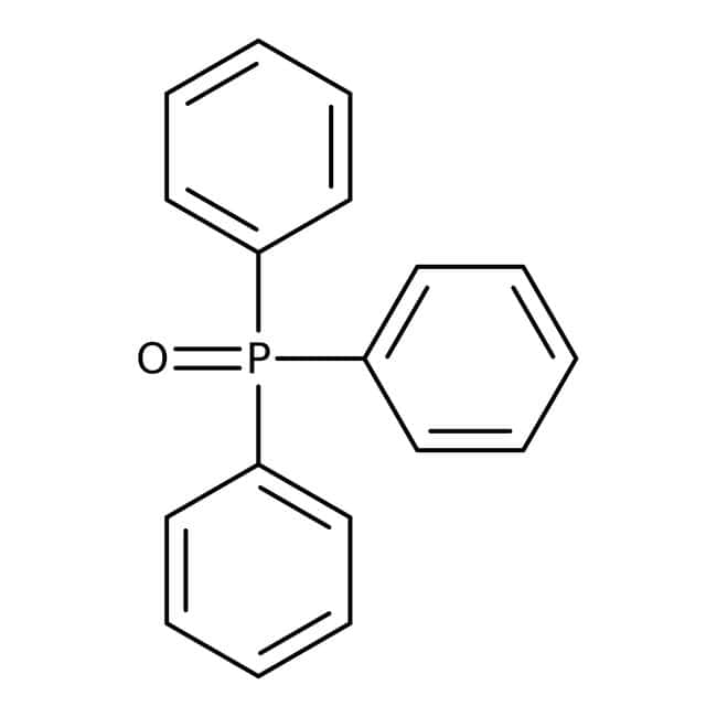 Triphenylphosphine oxide, 99%, ACROS Organics™: Benzene and substituted derivatives Benzenoids