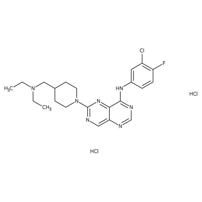 BIBU 1361 dihydrochloride, Tocris Bioscience™ 1mg BIBU 1361 dihydrochloride, Tocris Bioscience™