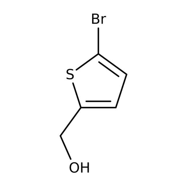 Alfa Aesar™5-Bromo-2-thiophenemethanol, 95% 5g Alfa Aesar™5-Bromo-2-thiophenemethanol, 95%