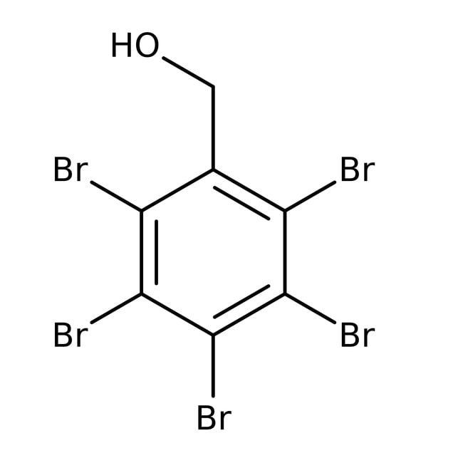 2,3,4,5,6-Pentabromobenzyl alcohol, 97%, ACROS Organics
